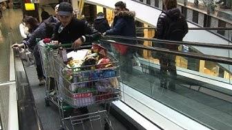 Franken-Wahnsinn: Ausnahmezustand an der Schweizer Grenze