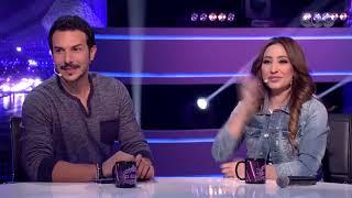 الليلة دي   باسل خياط يقبل يد بوسي .. وأروي: هاتوا الإسعاف بسرعة