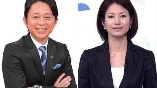 アナウンサーの青木裕子に、好きなアナウンサーを訊かれ 馬場典子と答え...