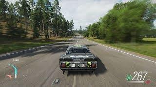 Скачать Forza Horizon 4 Hoonigan Ford Mustang 1965 Hoonicorn Hoonigan