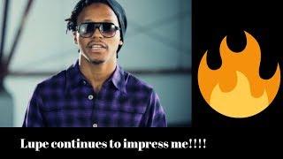Lupe Fiasco - Form Follows Function (Reaction)  Insane!!!