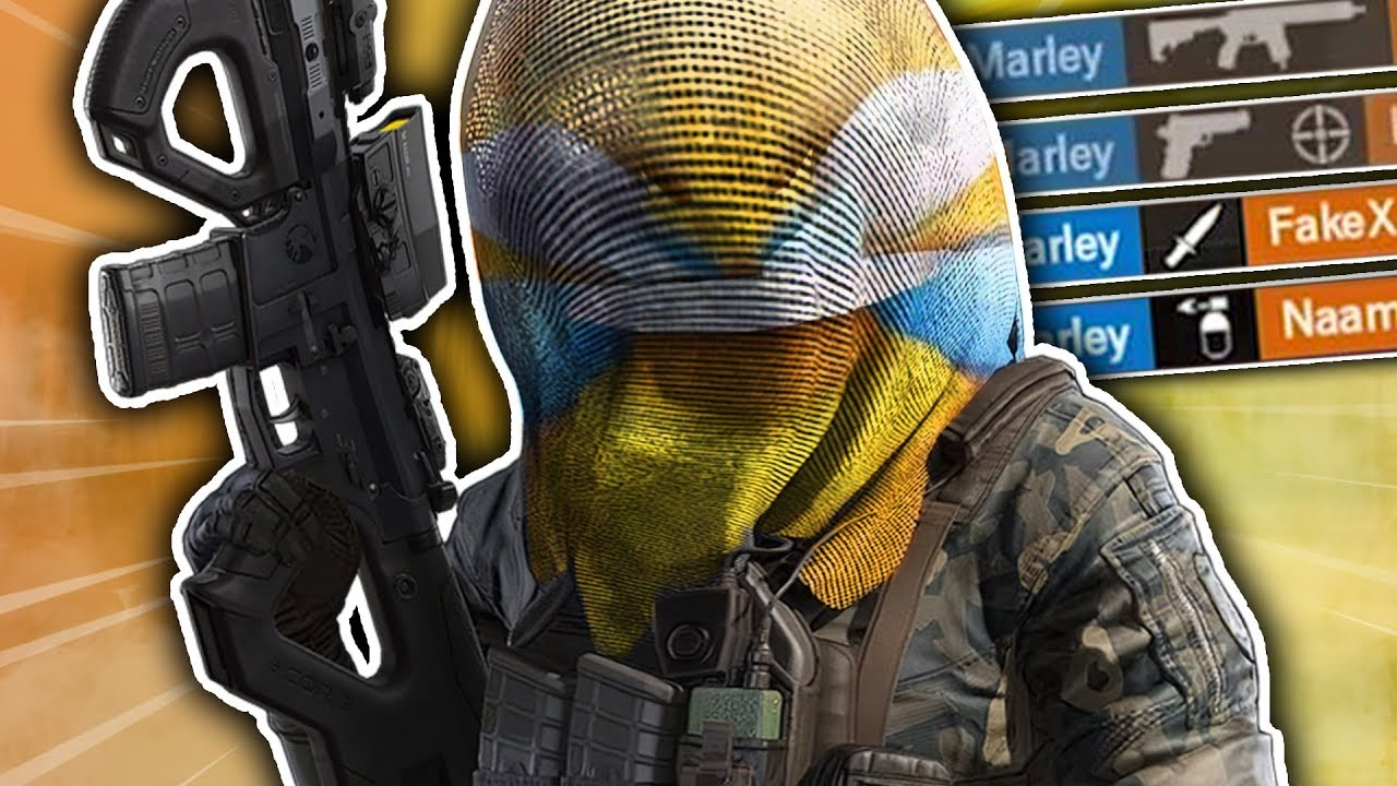 You won't regret watching this Rainbow Six Siege video thumbnail