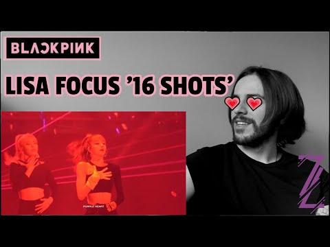 swag!-blackpink-'16-shots'-lisa-focus-[dancer-reaction]💗