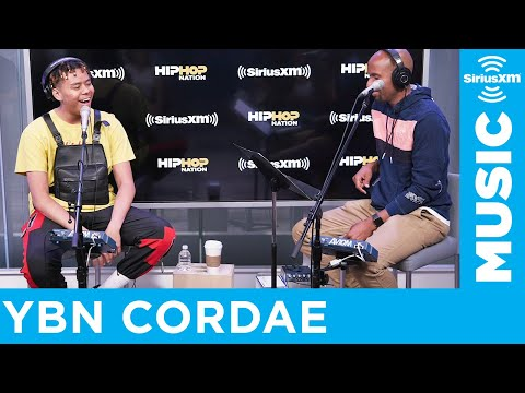"YBN Cordae on Creating ""RNP"" with Anderson .Paak, Produced by J. Cole"