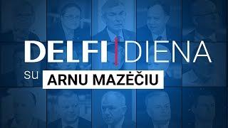 DELFI Diena. Ministras Narkevičius pažeidė etiką. Ar nemokamų pietų laikai politikams baigėsi?