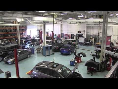 Durham College Automotive Partnership