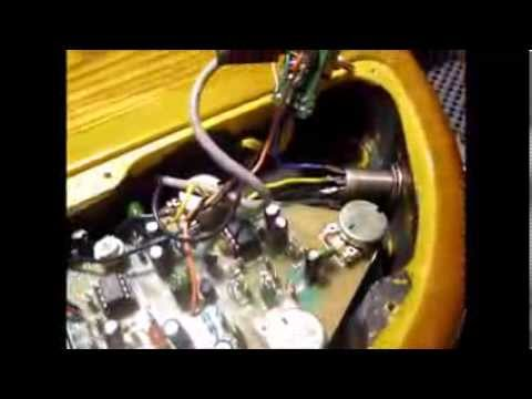 "diy bass repair part 1 remove replace flush mounted jack youtube rh youtube com Phone Jack Wiring Diagram 1 4"" Stereo Jack"