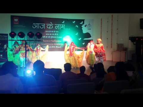 Mack Dance Cultural Institute present Madhya Pradesh Folk Rai Dance