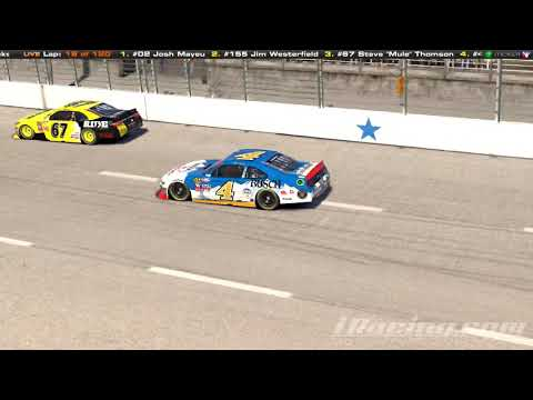 🏁Seat Time Racing Schooll Grand Nationals Race at Texas Motor Speedway - 38 OBRL XFINITY @ TEXAS