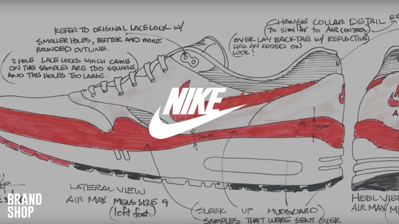 Behind the Design Return of the 1 | History of Nike Air Max 1 | Nike Air Max Day