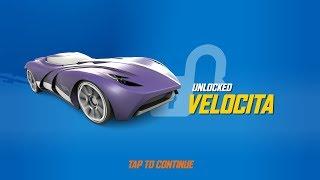 unlocked New Car - Hot wheels race off First Look | VELOCITA | High-speed | Complaintions