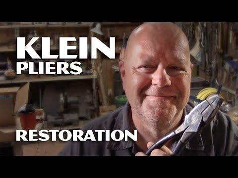 Klein Pliers Restoration