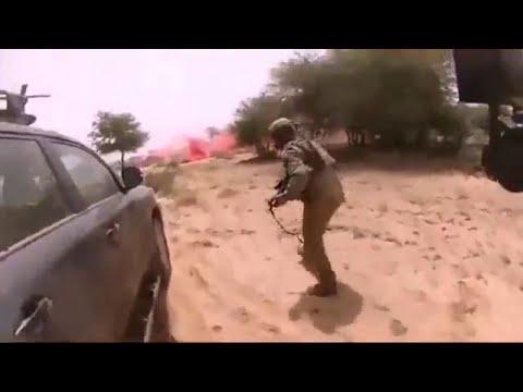 Niger, Imboscata Dell'Isis A Soldati Usa: Le Immagini Della Dashcam