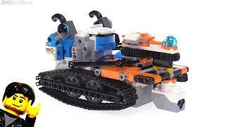LEGO Boost autonomous tank-bot up close! 🤖
