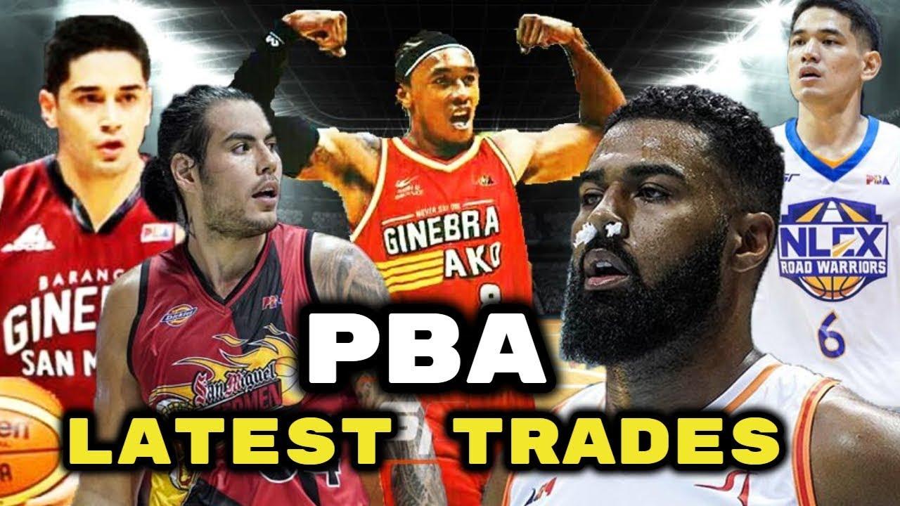 PBA Trade Rumors: Abueva-Kevin Alas Direct Swap | Banchero to TNT |  Standhardinger-Tautuaa