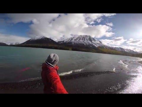 Alaska 2016 - Road Trip to Denali National Park, Matanuska Glacier and other places