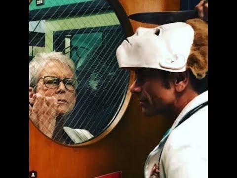 Jamie Lee Curtis Is In North Charleston As Halloween Filming Is In
