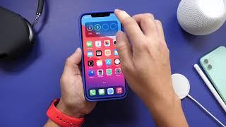 Cách sạc pin iPhone 12 Pro Max mới mua