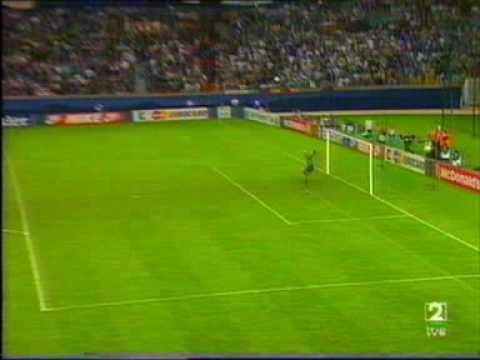 Gol de Nayim Recopa 1995, Real Zaragoza vs Arsenal FC