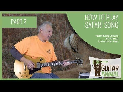 Safari Song by Greta Van Fleet 2