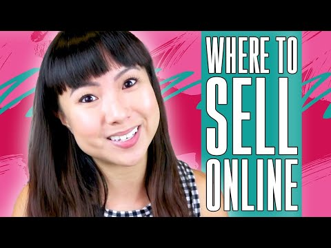 5 Best Places to Sell Your Handmade Products Or Crafts Online 💻