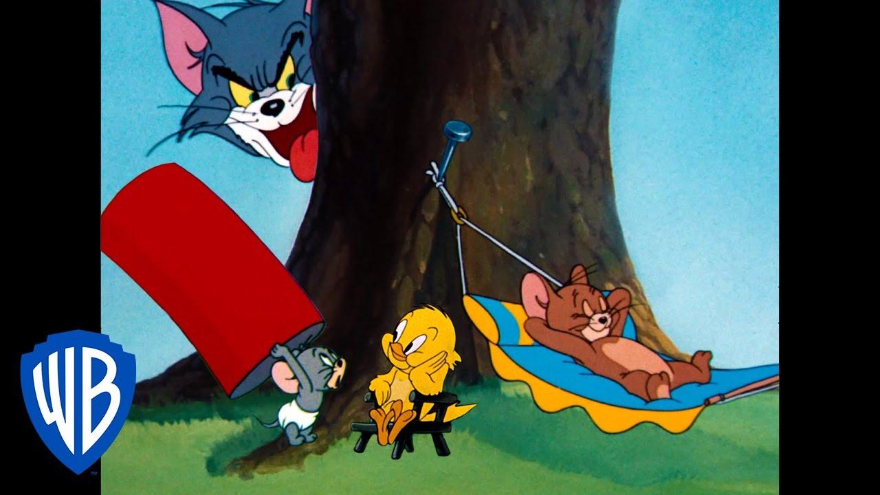 Tom & Jerry em Português | Brasil | Desenho Animado Clássico 102 | WB Kids