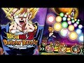 DRAGON BALL LEGENDS  | THE GREATEST ROTATION IN DOKKAN HISTORY! FULL RAINBOW LR FUSION POWER!