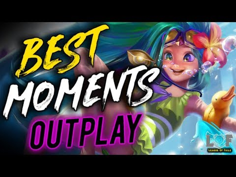 10 Minutes FUN Outplay IQ Montage - League of Legends Plays | LoL Best Moments #158
