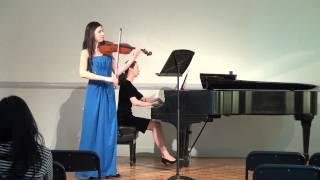 "Play Sonata For Violin & Piano In A Major (""Duo""), D. 574 (Op. Posth. 162)"