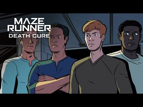 Maze Runner: The Death Cure   Maze Runner: Origins Comic   20th Century FOX