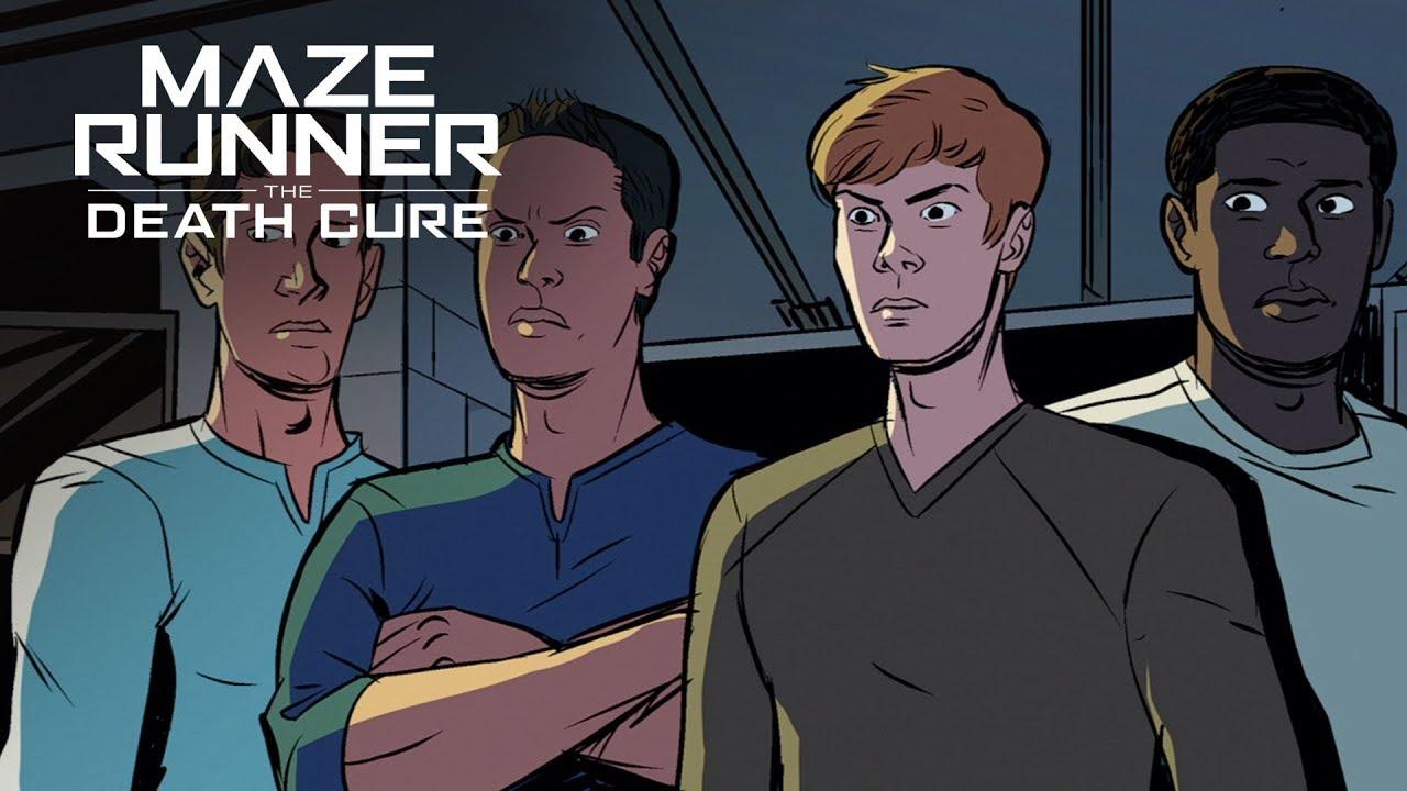 Maze Runner: The Death Cure | Maze Runner: Origins Comic | 20th Century FOX