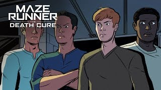 Maze Runner: The Death Cure | Maze Runner: Origins Comic | 20th Century FOX