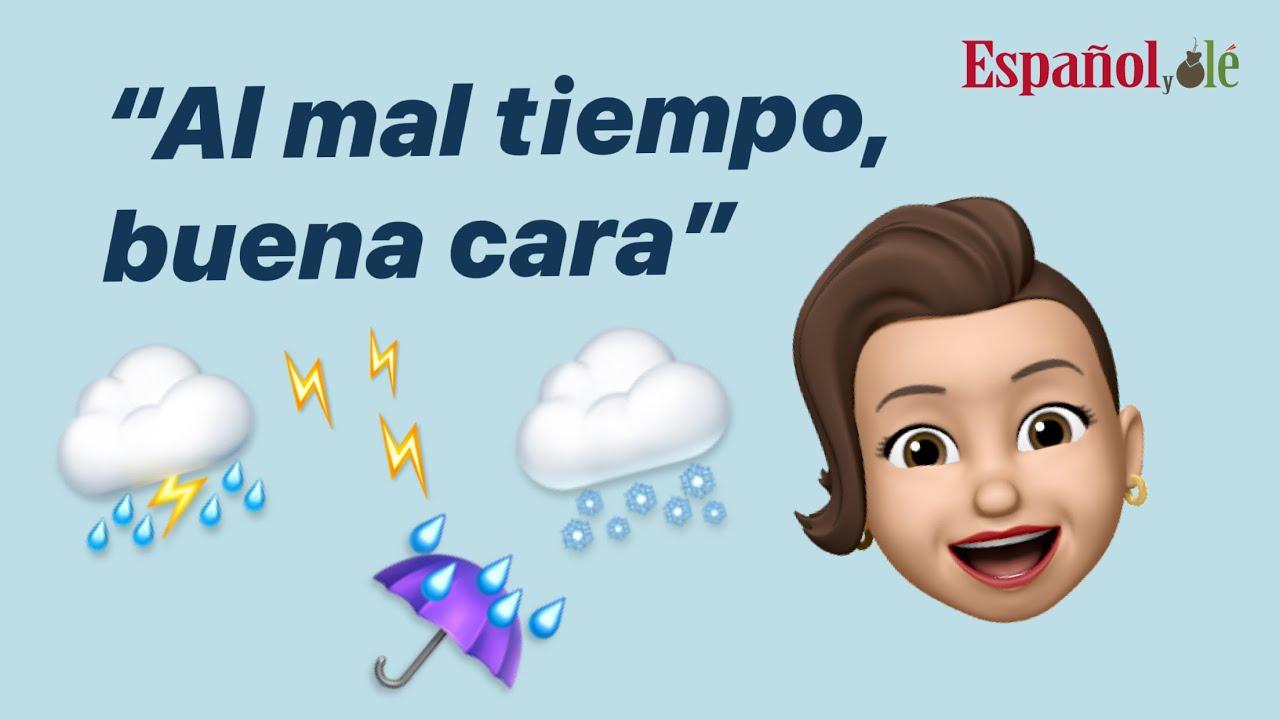 ⛈ EXPRESIONES en Español. Aprender Español online. Español divertido. Clases de Español.#158