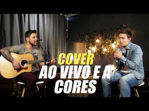 Ao Vivo E A Cores - Matheus & Kauan Anitta - ft Anitta Diego & Marcel - cover