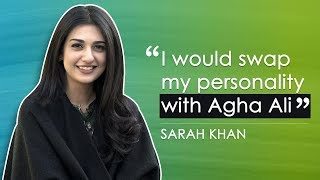 Exclusive Interview | 14 Questions with Sarah Khan | HUM TV | Hum Spotlight