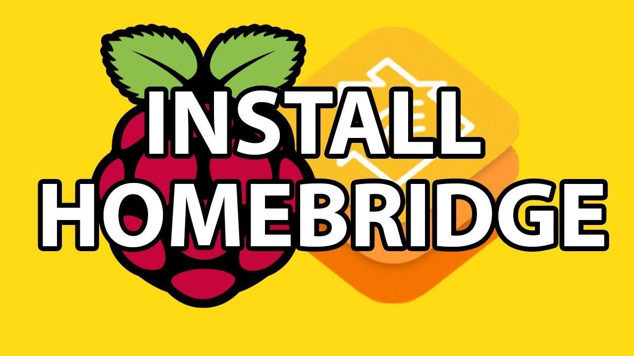 Install HomeBridge in 3 Easy Steps!