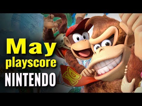 32 New Nintendo Games of May 2018   Playscore