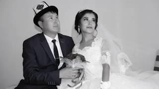 Сказочная невеста. Красивая свадьба. Кыргызстан,Баткен