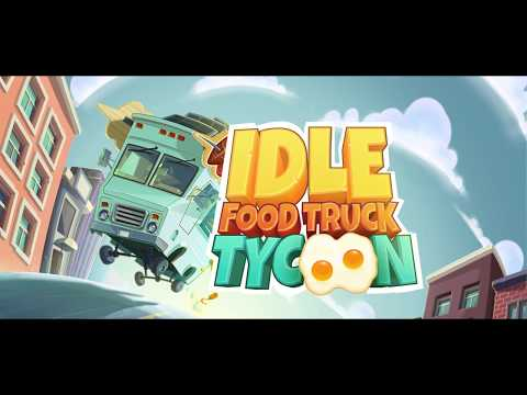 Idle Food Truck Tycoon (Spanish App Preview)