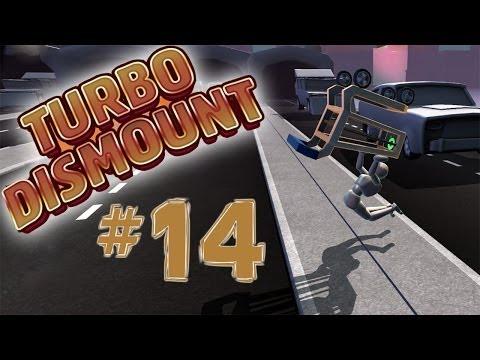 Turbo Dismount - Part 14 | GOOOO JACKY BOY!!