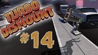 Turbo Dismount - Part 14 | GOOOO JACKY BOY!!