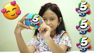 Buka L.O.L 5 SURPRISE Toys 💖 Capsule Unboxing Blind Bag Toy Review 💖 Jessica Mainan Anak LetsPlay