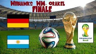 WM-Orakel 2014: Finale - Deutschland - Argentinien | Pro Evolution Soccer 2014 (PC)