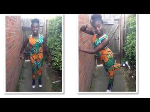 African Cloth | Summer Look Book
