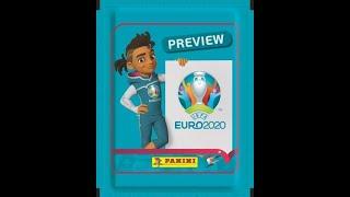 PANINI STICKERS TURKEY TEAM EURO 2020 PREVIEW