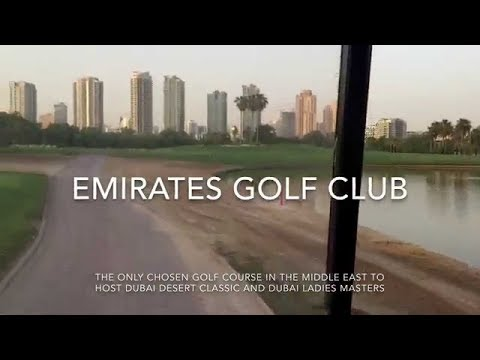 The Golf Club 2 - Emirates GC - Majlis, Dubai, UAE (RCR Review)