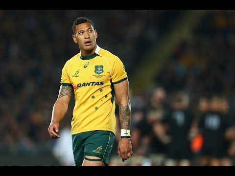 ISRAEL FOLAU ULTIMATE TRIBUTE