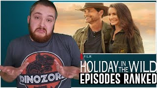Holiday in the Wild - Netflix Christmas Movie Review