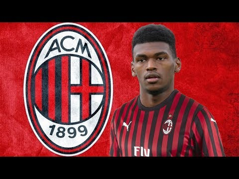 Jean Marcelin ● Welcome to AC Milan ● 2020 ⚫🔴