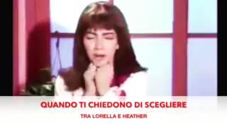 Quando devi scegliere tra Lorella Cuccarini e Heather Parisi - Nemicamatissima